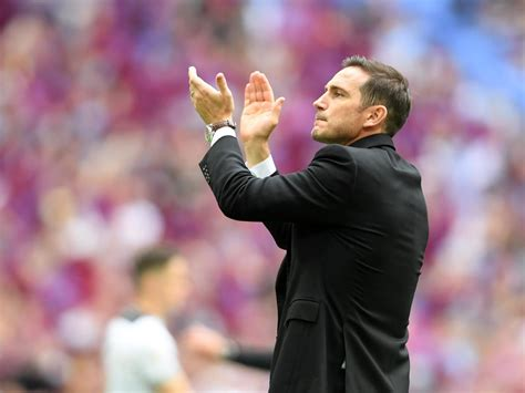 Odds significantly shorten on Derby County boss Frank ...