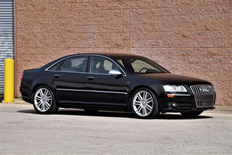 Audi S8 by A Used 2007 Audi S8 Or A Toyota Camry Carscoops
