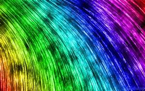 Abstract Rainbow Wallpaper by Icechamp on DeviantArt