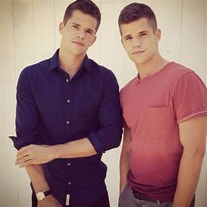 Charlie and Max Carver | Cougar me Please! | Pinterest ...