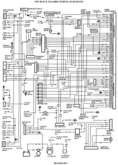 Supercharged Buick Riviera Wiring Diagram by 1999 Pontiac Truck Montana 3 4l Fi Ohv 6cyl Repair