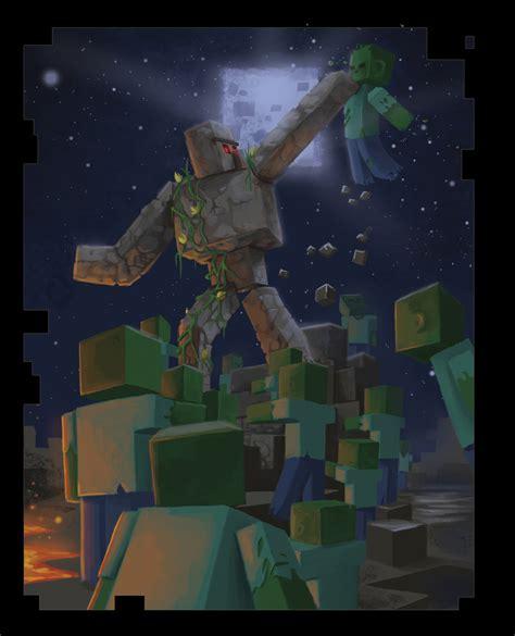 Minecraft Iron Golem In Real Life Kichijoji Eikaiwainfo