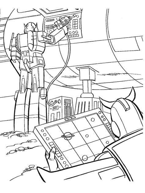 transformers coloring book transformer 2 coloring pages coloring home