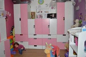 Rangement Ikea Chambre : lit avec coffre de rangement ikea 16 meubles ikea chambre de b233b233 forum grossesse amp ~ Teatrodelosmanantiales.com Idées de Décoration