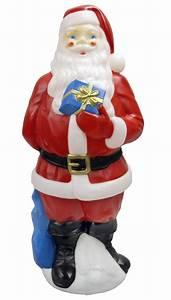 Santa Coupons General Foam Plastics 34 Quot Outdoor Light Up Mold Santa