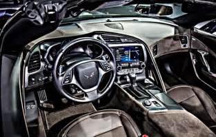 2017 Chevrolet Corvette ZR1 Interior