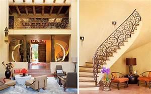 diaporama une deco tres marocaine dans la maison de With decoration des maisons marocaine