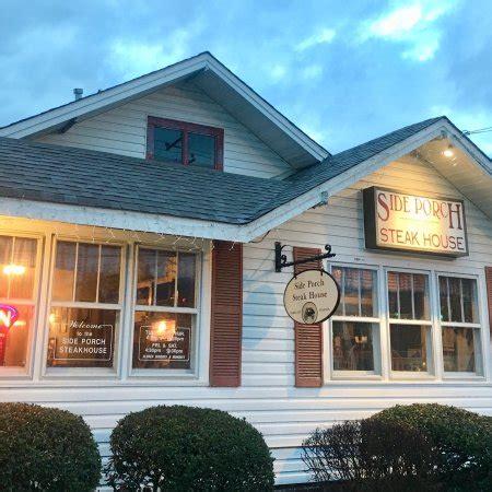 Side Porch Steak House Tn by Side Porch Steak House Bartlett Menu Prices