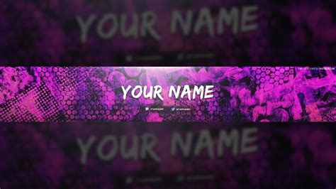 No Name Youtube Banner Fortnite