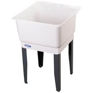 mustee single laundry tub 14 laundry tubs ace hardware