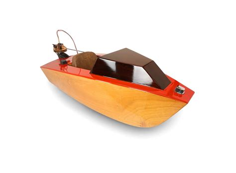 Mini Boat by Rapid Whale Mini Boat An Electrically Powered Kit Built