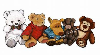 Stuffed Clip Animals Clipart Animal Toy Toys