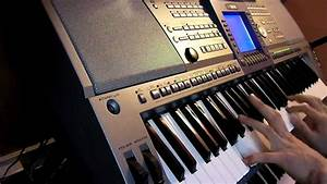 Theme from The 'A' Team on YAMAHA PSR-1500 Keyboard - YouTube
