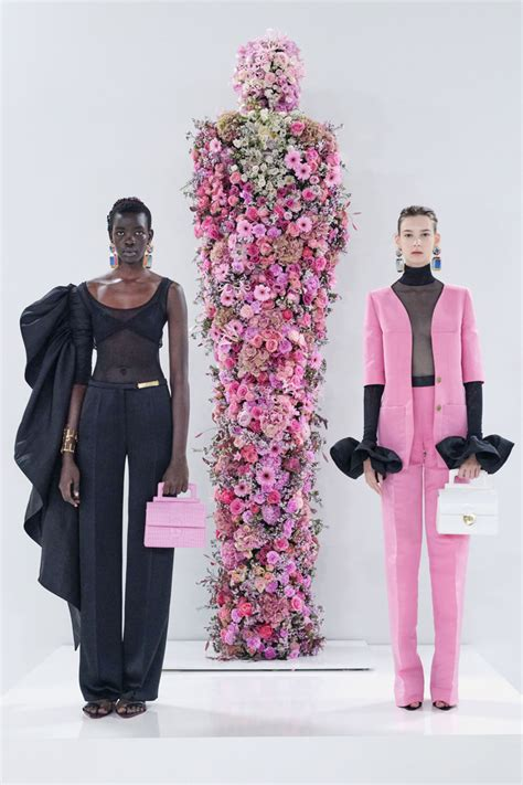 paris fashion week schiaparelli spring  collection