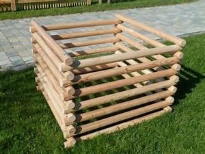 Komposter Holz Selber Bauen : holzz une rundholzprodukte holz im garten roland krammer ~ Articles-book.com Haus und Dekorationen