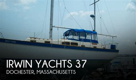 Power Boats For Sale Ma by 1976 Irwin Yachts 37 Power Boat For Sale In Dorchester Ma