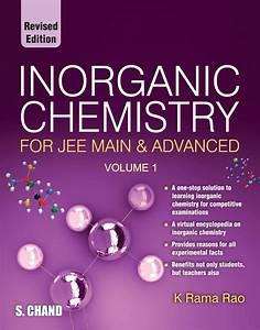 Inorganic Chemistry For Jee Main  U0026 Advanced Volume 1