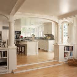 mobile kitchen islands with seating white kitchen and breakfast room with fireplace and arches