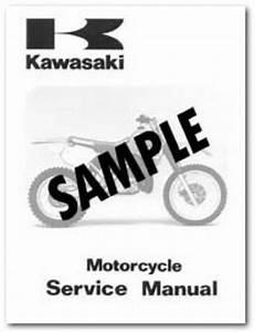 Used Kawasaki Klf300 Bayou 4 U00d74 Service Manual