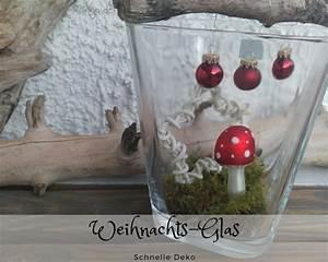 Deko Im Glas Ideen : zu weihnachten schnell und einfach basteln kleine deko im glas ~ Orissabook.com Haus und Dekorationen