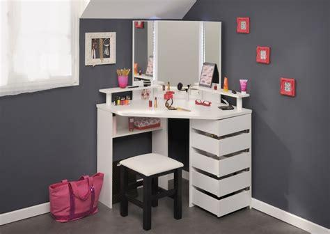 tabouret de cuisine coiffeuse d 39 angle avec tabouret volage 12 sb meubles