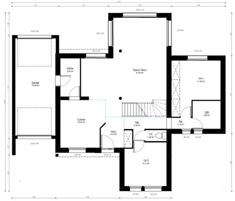 cuisine dwg maison individuelle résidence picarde 82 résidences picardes