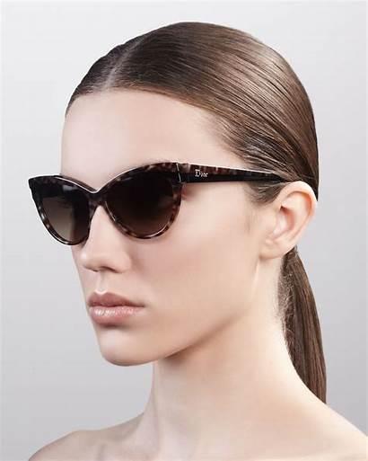 Sunglasses Cat Eye Dior Panther Eyewear Lyst