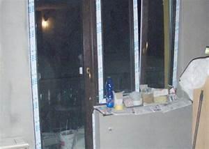 Začištění špalet oken