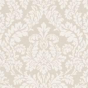 tapete barock ornament rasch pure vintage beige 449020 With balkon teppich mit tapeten rasch küche