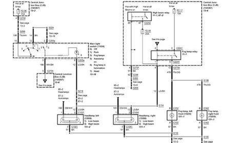 2005 F150 Headlight Wiring Diagram by 2005 F150 Fog L Wiring Diagram F150online Forums