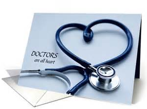 National Doctors Day Cards