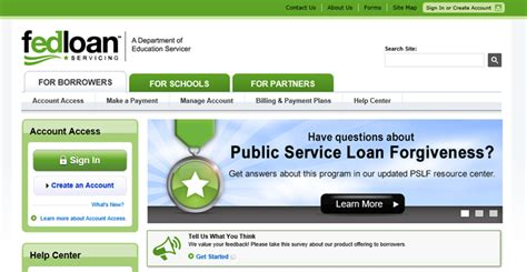 fed loan servicing phone number fedloan servicing working with your student loan servicer