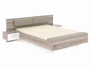 Tete De Lit Chevet : tete de lit avec chevet int gr conforama table de lit ~ Teatrodelosmanantiales.com Idées de Décoration