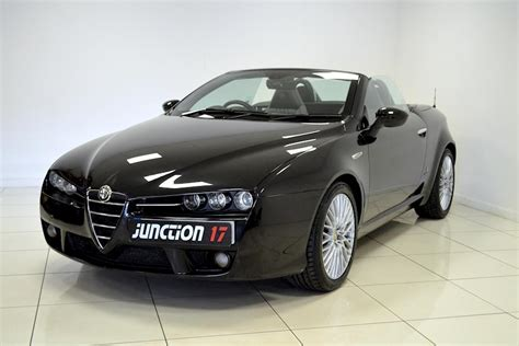Used 2007 Alfa Romeo Spider Jts For Sale In Peterborough