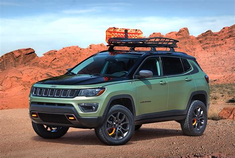 Jeep Car : Jeep Unveils Several Concept Vehicles For 2017 Moab Easter