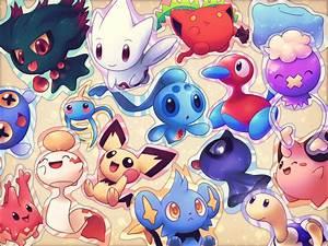 cute pokemons photo