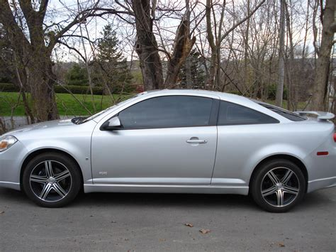 Coreyss07 2007 Chevrolet Cobaltss Supercharged Coupe 2d