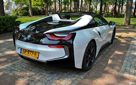 BMW i8 Roadster - 20 May 2018 - Autogespot