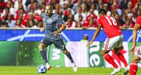 Bayern Munich - Benfica en streaming : où voir le match