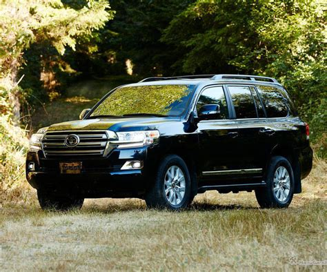 land cruiser top end toyota land cruiser suv almost all the same for 2017