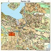 Renton Washington Street Map 5357745
