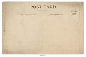 28+ Vintage Postcard Template | Www.collegesinpa.org