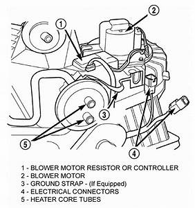 Need Blower Motor Resistor  Harness Replacement Help