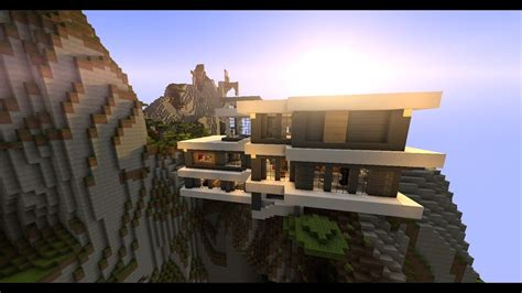 la  belle maison minecraft au monde youtube