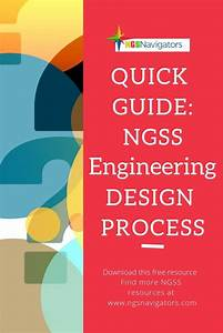Download This Free Quick Guide Of The Ngss Engineering