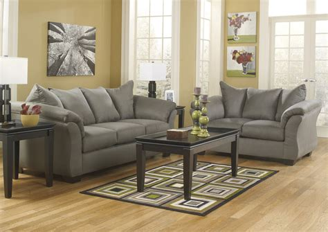 signature design by living room unclaimed freight furniture pa nj darcy cobblestone