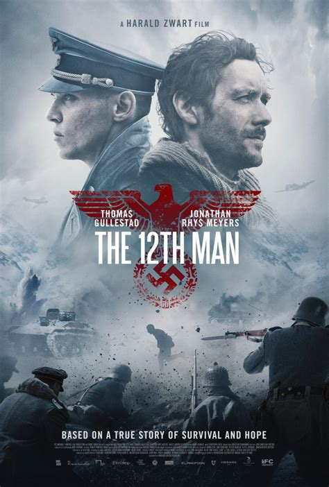 Film Review The 12th Man  Fear Forever