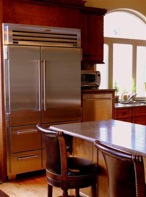 My Sub Zero and Wolf Kitchen