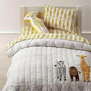 Baby Boy Card Design Savanna Toddler Bedding Giraffe Crate And Barrel