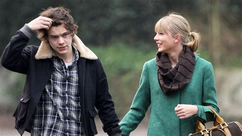 Harry Styles new song rumoured to be about Taylor Swift